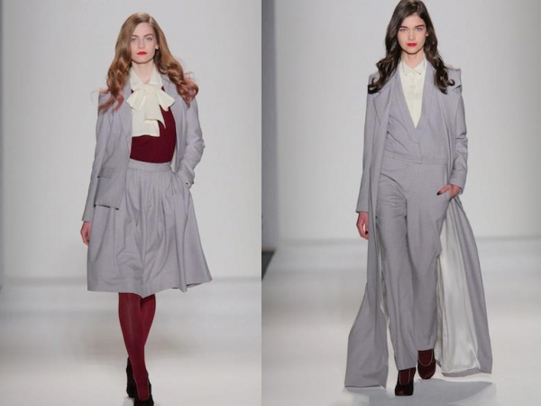 NYFW FALL 2013: NOON BY NOOR