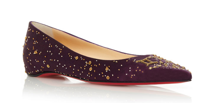 Christian Louboutin astrology inspired shoes 2016