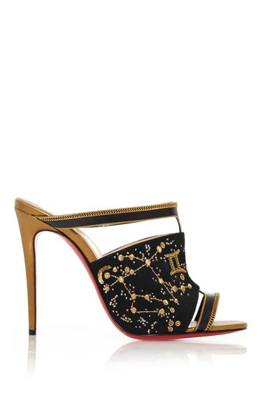 Christian Louboutin astrology inspired shoes for 2016