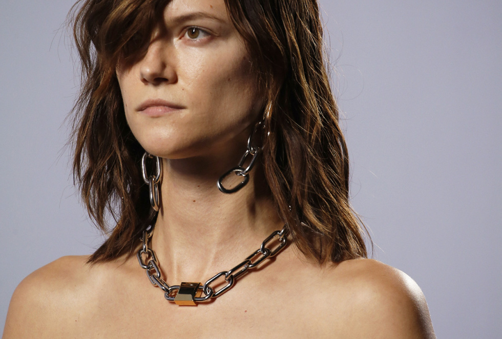 Alexander Wang jewelry for 2016
