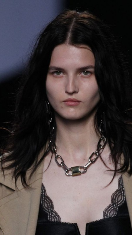 Alexander Wang jewelry line for 2016