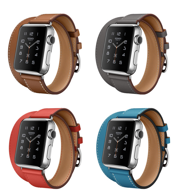 colorful Apple Hermes Watches for 2016