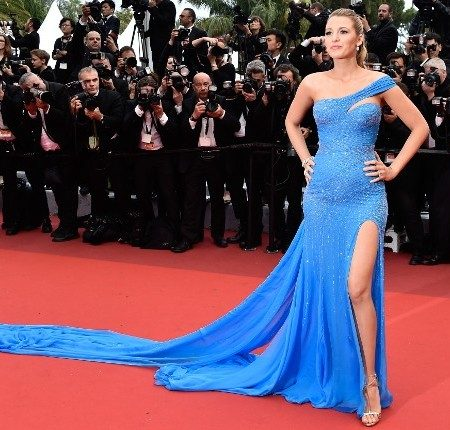 Blake Lively Cannes