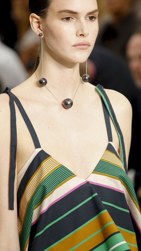 cool salvatore ferragamo earrings