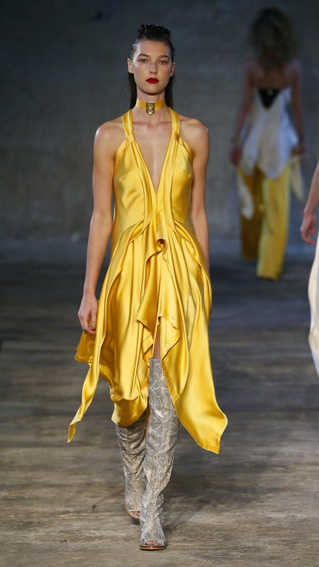 cool yellow dress kitx 2016