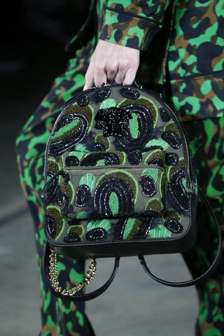 green bag milan fashion week 2016