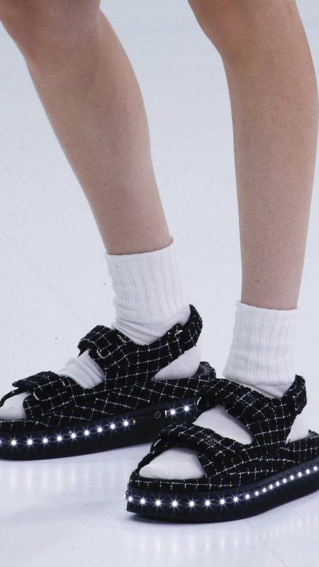 trendy chanel sandal for 2016