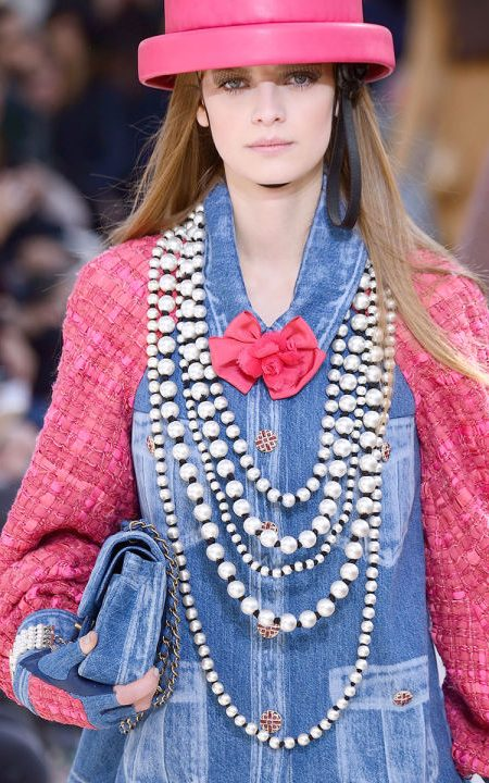 cool 2016 accessories pearls chanel