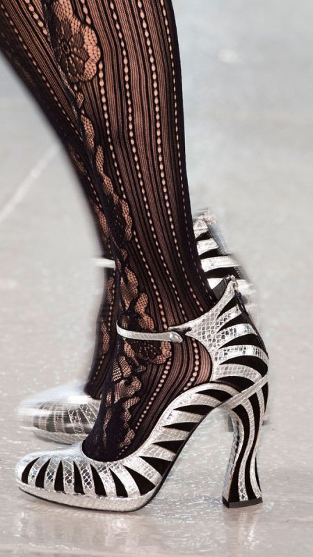 cool 2016 trends shoes silver rodarte