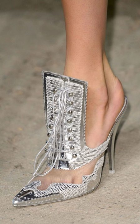 cool silver shoes trend for 2016