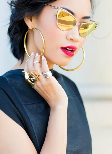 cool yellowish sunglasses for 2016