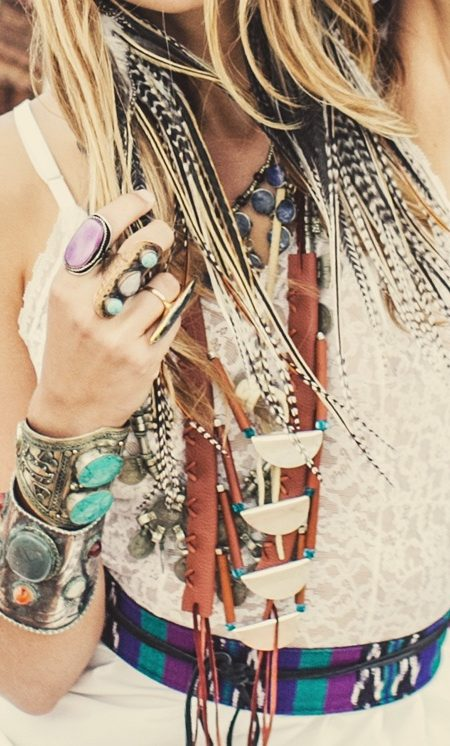 cool boho accessories