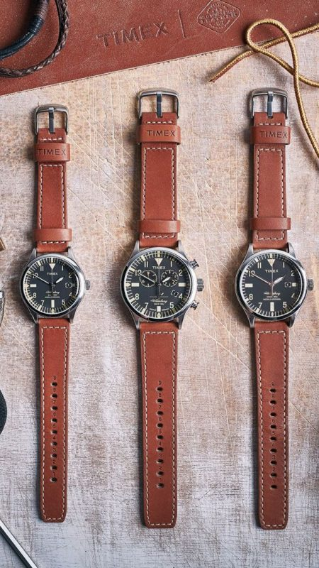 Timex watches for 2017