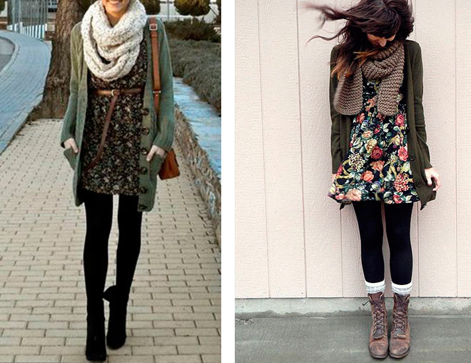 cool knit sscarves