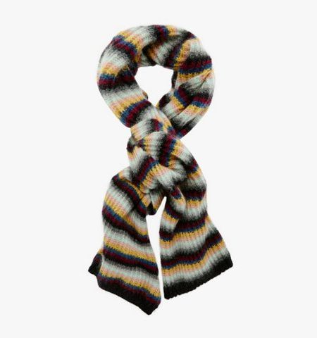 fall knit accessories scarves