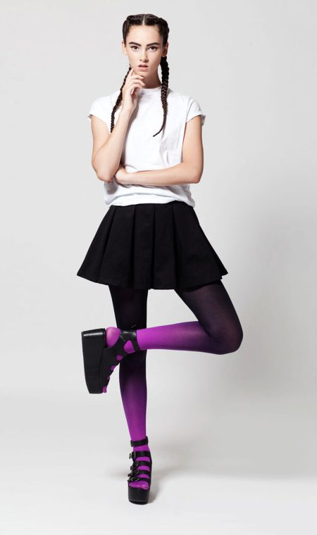 cool ombre tights