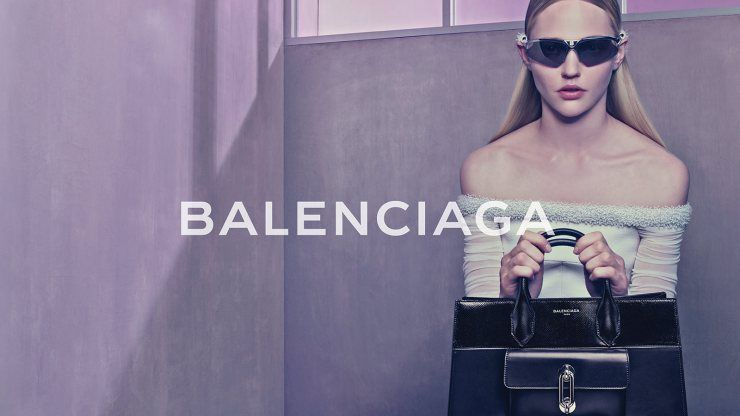 steven klein for balenciaga