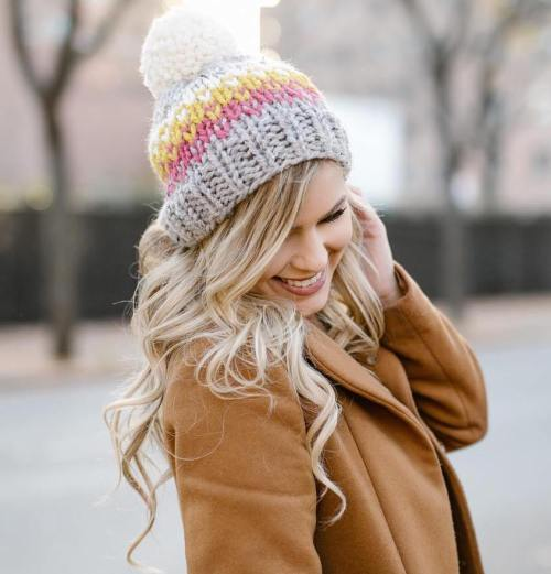 cool winter hat